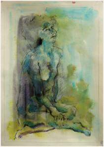 Sitzende-gru N-211x300 in weibliche Figur
