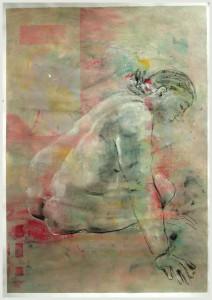 Sitzende-linke-Hand-stu Tzend-212x300 in weibliche Figur