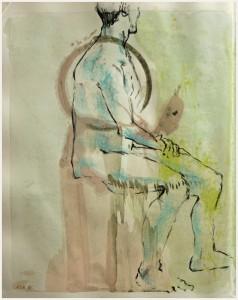 Sitzender-abgewandt-238x300 in Männliche Figur