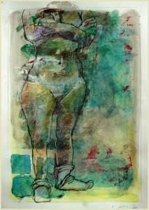 Stehende-in-Socken-213x300 in weibliche Figur