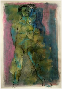Stehender-Standbein-210x300 in Männliche Figur