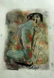 Sitzend-hinter-sich-greifend-209x300 in weibliche Figur
