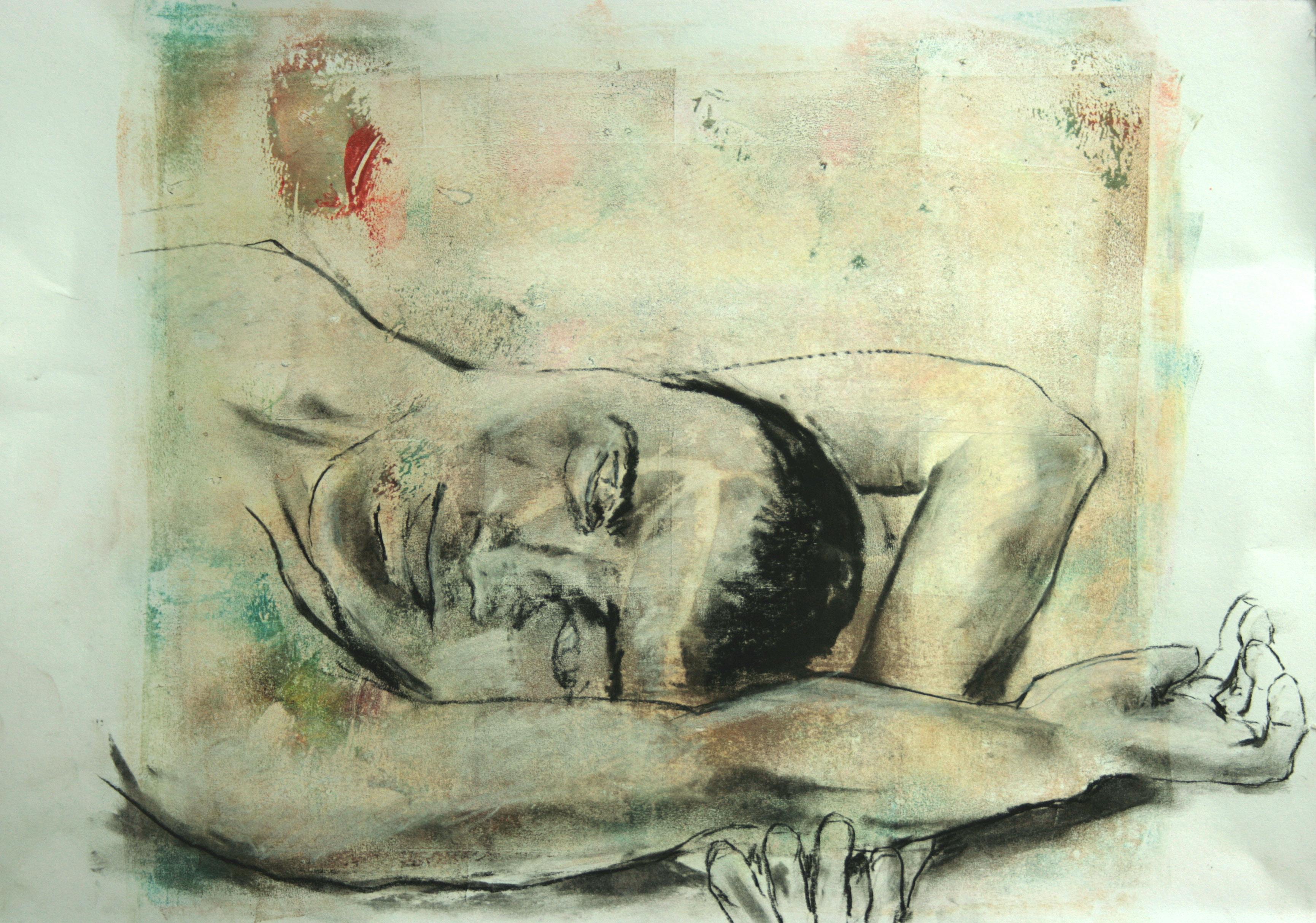Portrait-H -liegend-Arme-u Ber-dem-Kopf in 2010